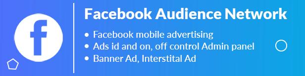 Single Radio App Android   Admob, Facebook, Onesignal - 6